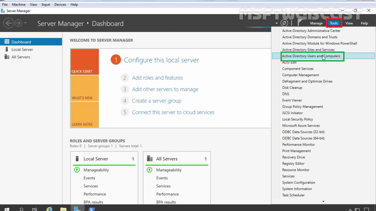 Step By Step Guide: How to Setup Active Directory Domain Service on Windows Server 2019