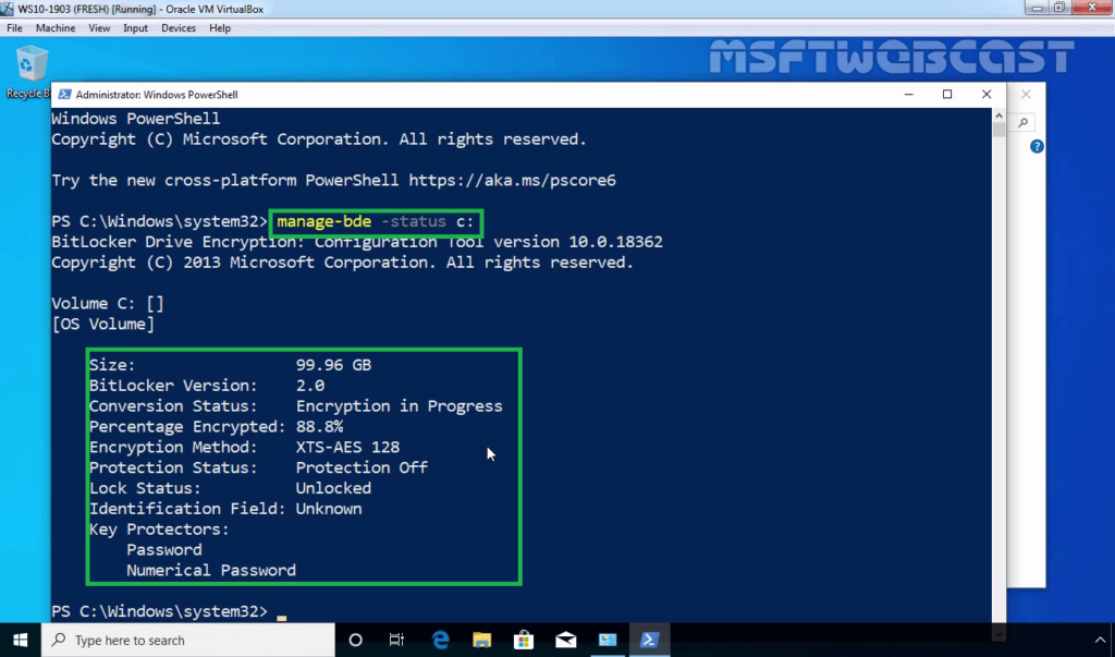 20. PowerShell Command to Monitor Process